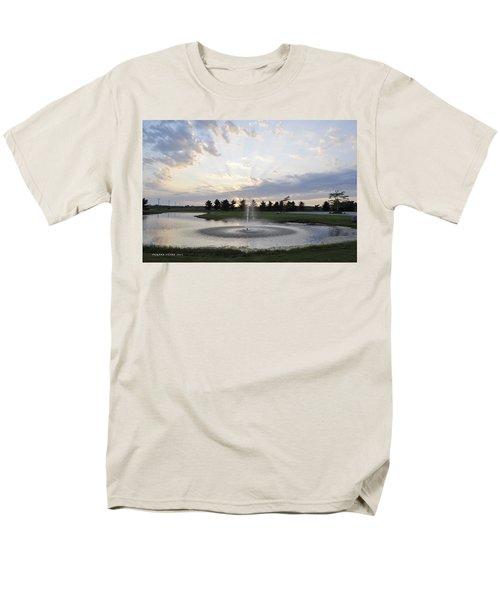 Beautiful Day Men's T-Shirt  (Regular Fit) by Verana Stark