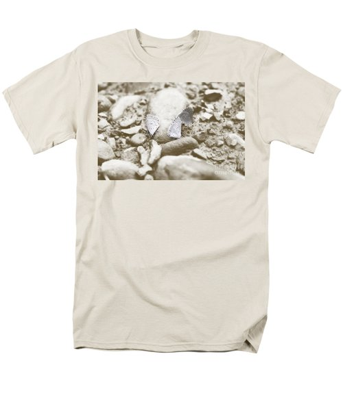 Beauty X3 Men's T-Shirt  (Regular Fit)