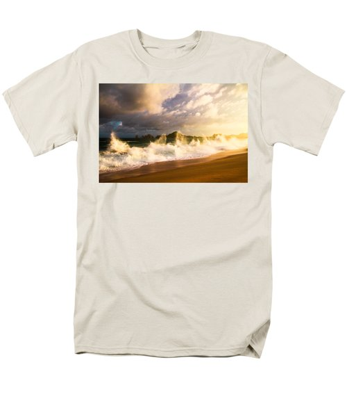 Men's T-Shirt  (Regular Fit) featuring the photograph Before The Storm by Eti Reid
