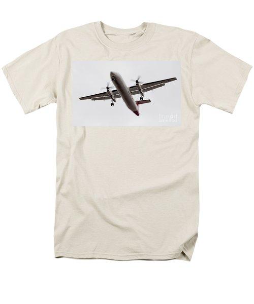 Bombardier Dhc 8 Men's T-Shirt  (Regular Fit) by Steven Ralser
