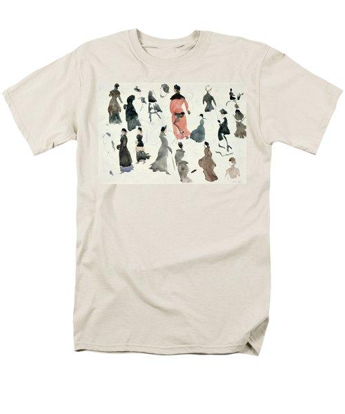 Brighton Ladies Men's T-Shirt  (Regular Fit)