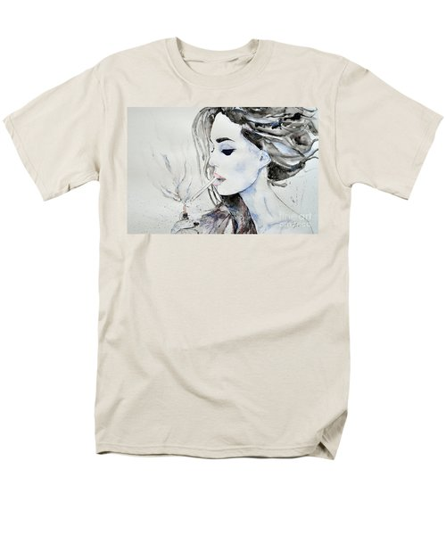 Brigitte Bardot Men's T-Shirt  (Regular Fit) by Ismeta Gruenwald