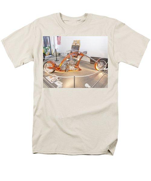 Bronze Beauty Men's T-Shirt  (Regular Fit) by Mustafa Abdullah