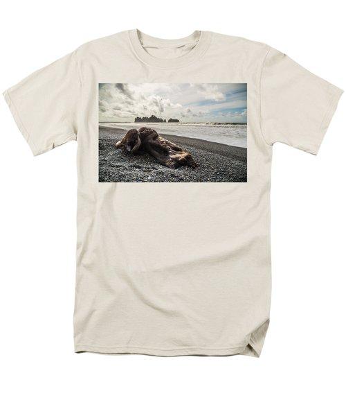 Buried Men's T-Shirt  (Regular Fit) by Kristopher Schoenleber