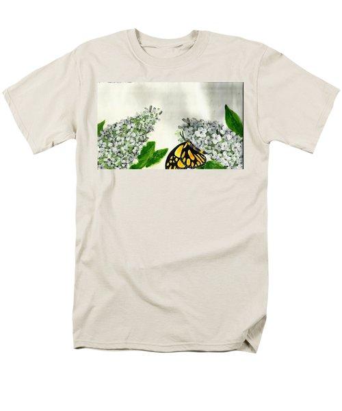 Butterfly Men's T-Shirt  (Regular Fit) by Francine Heykoop