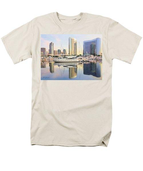 Calm Summer Morning Men's T-Shirt  (Regular Fit)