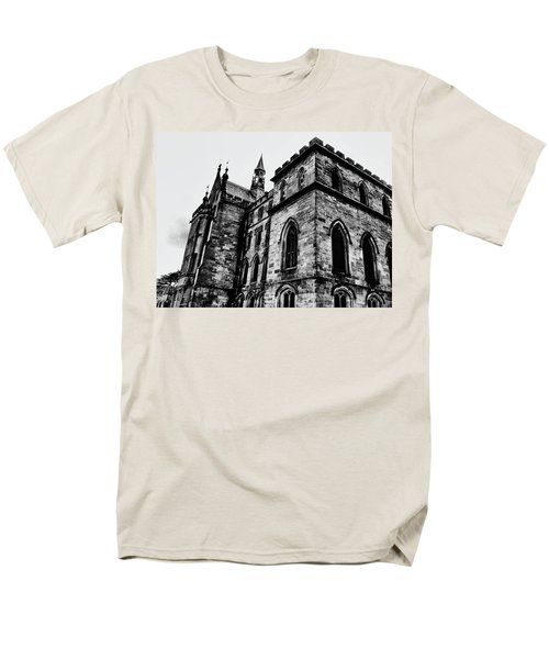 Men's T-Shirt  (Regular Fit) featuring the photograph Can You Hear Me by Doc Braham