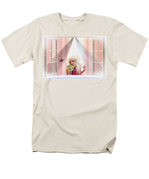 Candy Kisses Men's T-Shirt  (Regular Fit) by Liane Wright