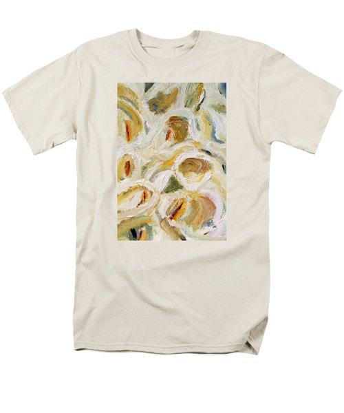 Cascade Of Calla Lillies Men's T-Shirt  (Regular Fit)
