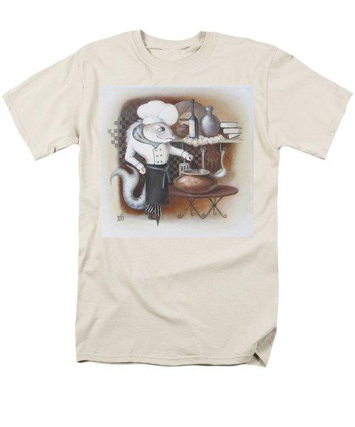 Chef Men's T-Shirt  (Regular Fit) by Marina Gnetetsky
