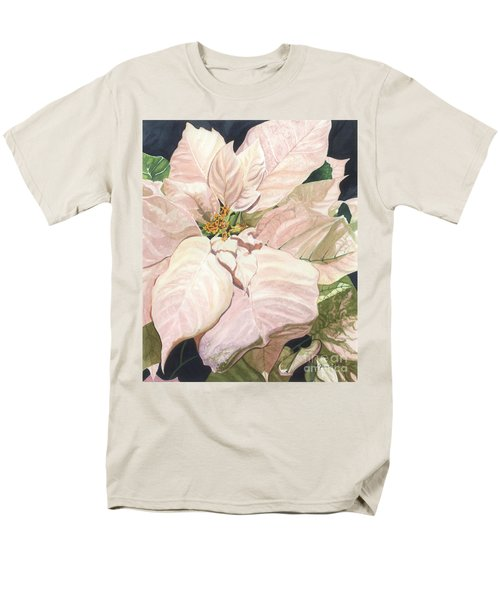 Men's T-Shirt  (Regular Fit) featuring the painting Christmas Classic by Barbara Jewell