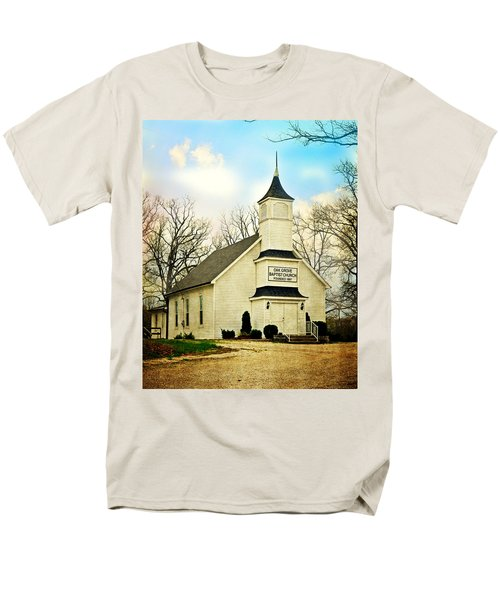 Men's T-Shirt  (Regular Fit) featuring the photograph Church 12 by Marty Koch