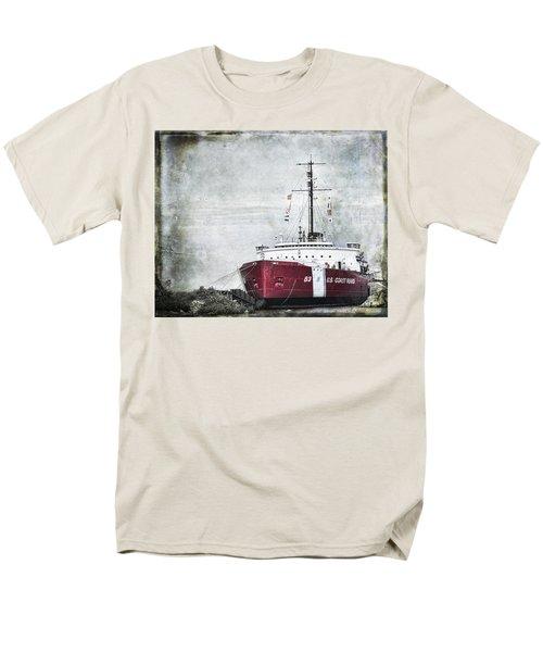 Coast Guard Men's T-Shirt  (Regular Fit) by Evie Carrier