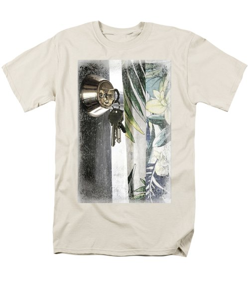 Men's T-Shirt  (Regular Fit) featuring the photograph Come Back Soon by Ellen Cotton