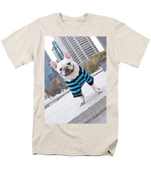 Men's T-Shirt  (Regular Fit) featuring the photograph Cornnut by Lisa Phillips