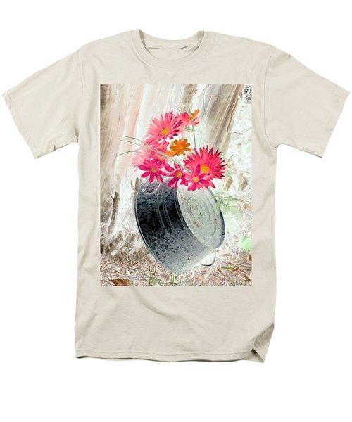 Country Summer - Photopower 1499 Men's T-Shirt  (Regular Fit) by Pamela Critchlow