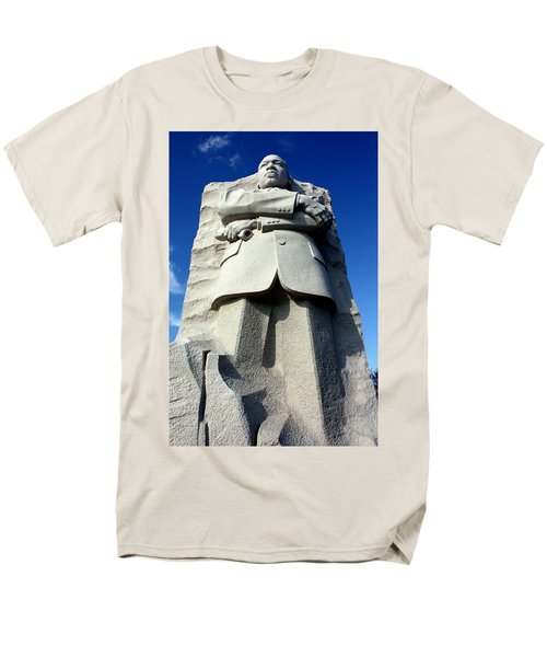 Men's T-Shirt  (Regular Fit) featuring the photograph Courage by Suzanne Stout