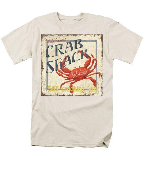 Crab Shack Men's T-Shirt  (Regular Fit)