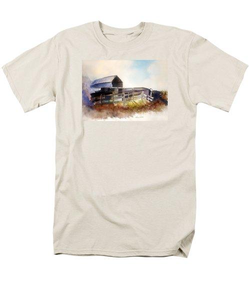 Dad's Farm Men's T-Shirt  (Regular Fit)