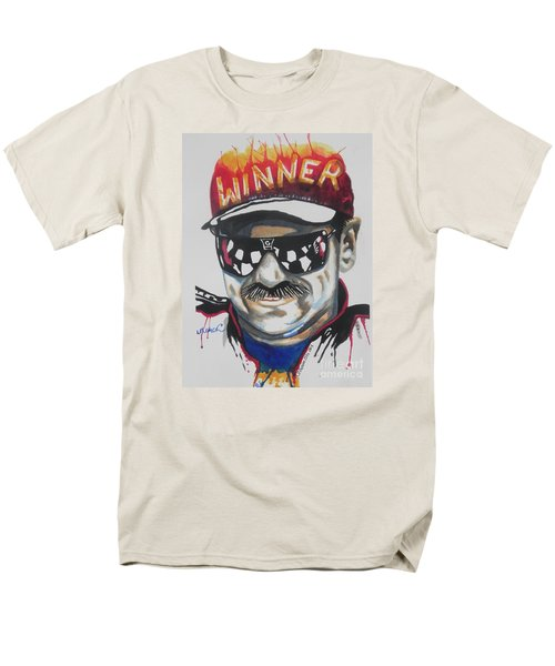 Dale Earnhardt Sr Men's T-Shirt  (Regular Fit)