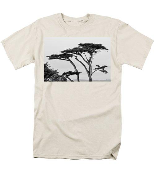 Dark Cypress Men's T-Shirt  (Regular Fit) by Melinda Ledsome