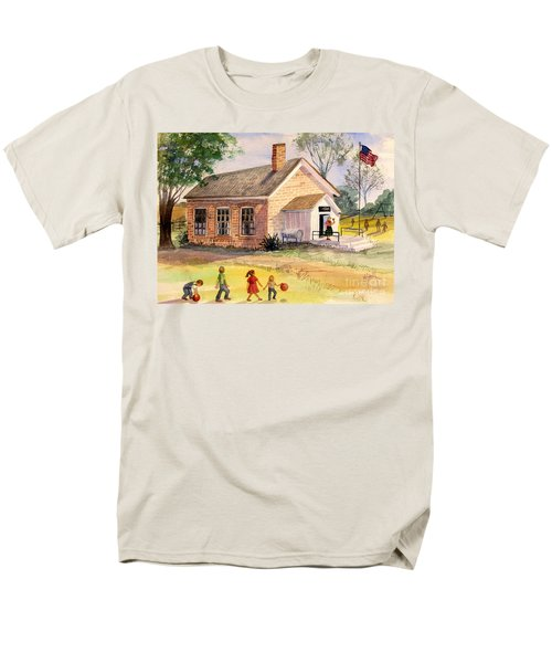 Days Gone By Men's T-Shirt  (Regular Fit) by Marilyn Smith
