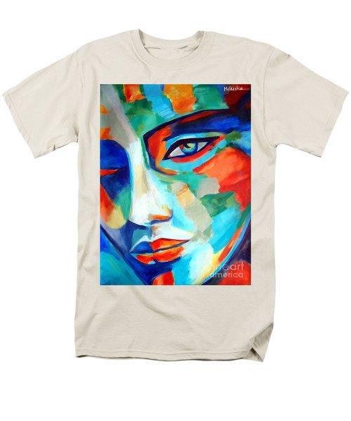 Divine Consciousness Men's T-Shirt  (Regular Fit) by Helena Wierzbicki