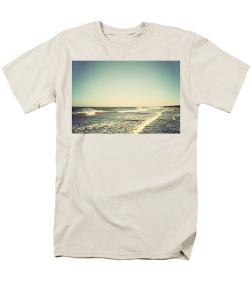 Down The Shore - Seaside Heights Jersey Shore Vintage Men's T-Shirt  (Regular Fit) by Terry DeLuco
