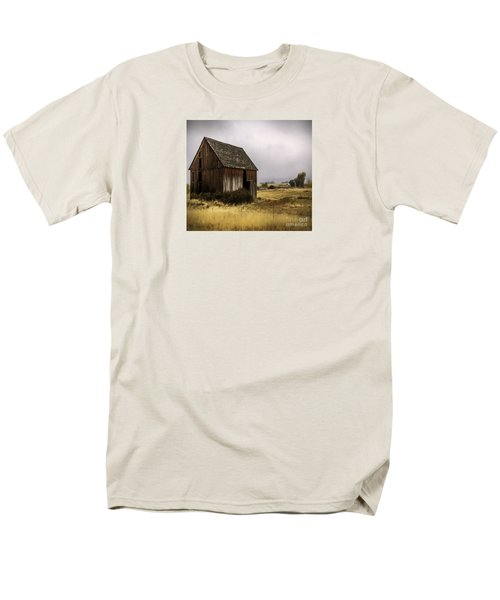Earthly Possessions Men's T-Shirt  (Regular Fit) by Jean OKeeffe Macro Abundance Art