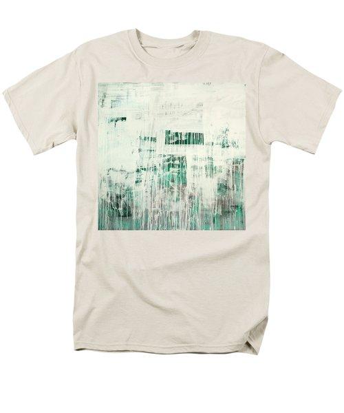 Emerald Surge C2014 Men's T-Shirt  (Regular Fit) by Paul Ashby