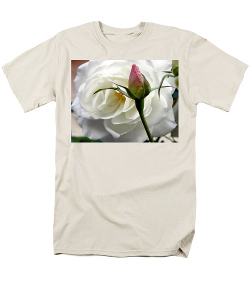 Men's T-Shirt  (Regular Fit) featuring the photograph Emergence by Deb Halloran