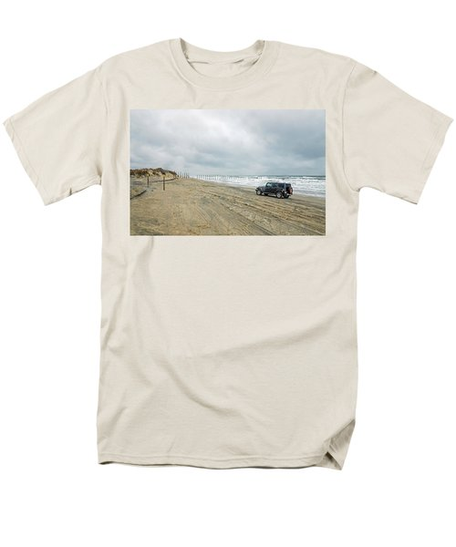 End Of The Road Men's T-Shirt  (Regular Fit)
