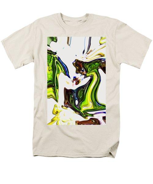 Men's T-Shirt  (Regular Fit) featuring the digital art Expectation by Richard Thomas