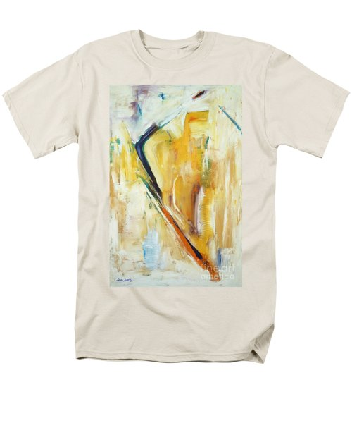Expressions Men's T-Shirt  (Regular Fit) by Mini Arora