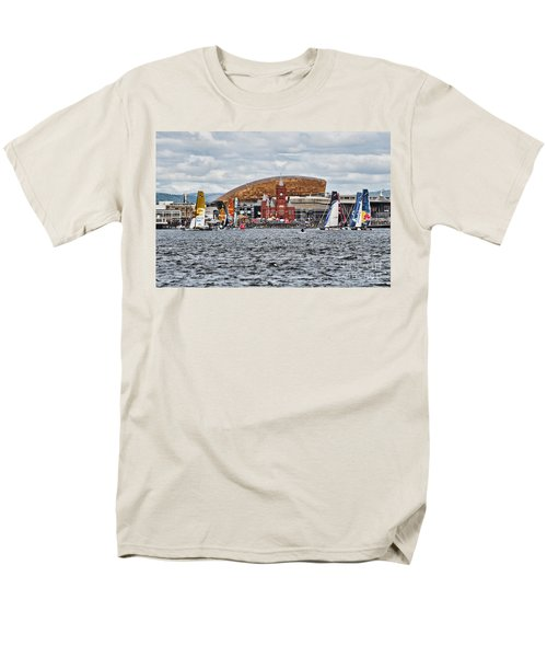 Extreme 40 At Cardiff Bay Men's T-Shirt  (Regular Fit)