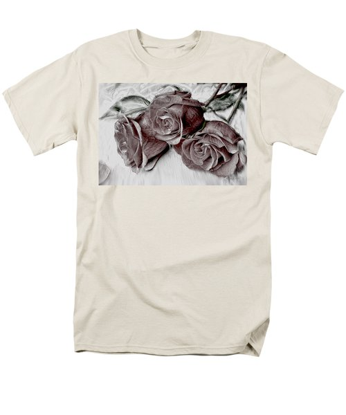Faded Love Men's T-Shirt  (Regular Fit) by Bonnie Willis