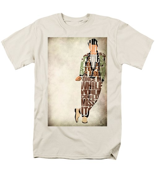 Ferris Bueller's Day Off Men's T-Shirt  (Regular Fit) by Ayse Deniz