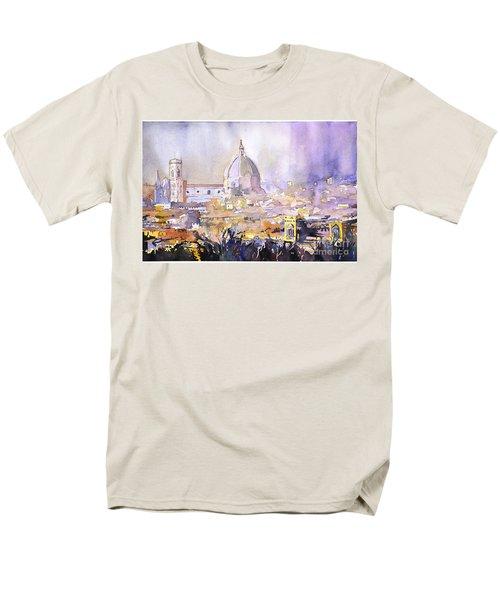 Florence Duomo Men's T-Shirt  (Regular Fit)