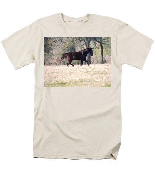 Flowing Beauty Men's T-Shirt  (Regular Fit) by Kim Pate