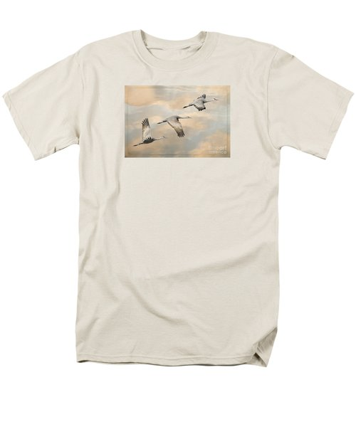 Fly Away Men's T-Shirt  (Regular Fit) by Alice Cahill