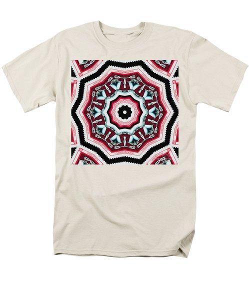 Food Mixer Mandala Men's T-Shirt  (Regular Fit) by Andy Prendy