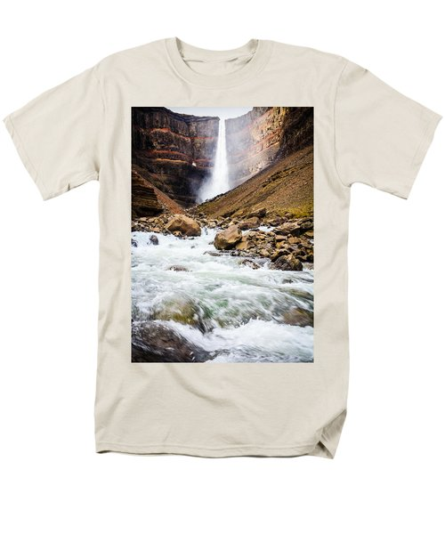 Force Of Nature Men's T-Shirt  (Regular Fit) by Peta Thames