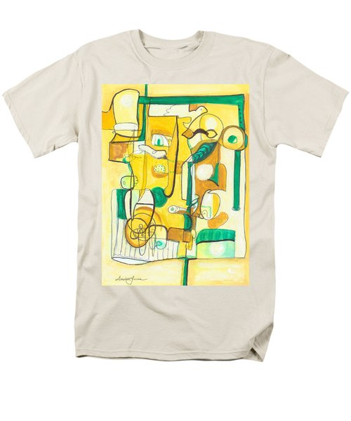 From Within 10 Men's T-Shirt  (Regular Fit) by Stephen Lucas