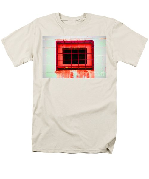 Men's T-Shirt  (Regular Fit) featuring the photograph Gated Community by Christiane Hellner-OBrien