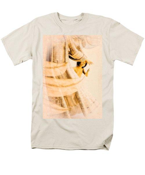 God Bless This Child Men's T-Shirt  (Regular Fit) by Bob Orsillo