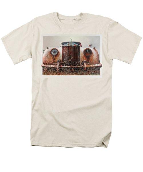 Grace - Rolls Royce Men's T-Shirt  (Regular Fit) by Blue Sky