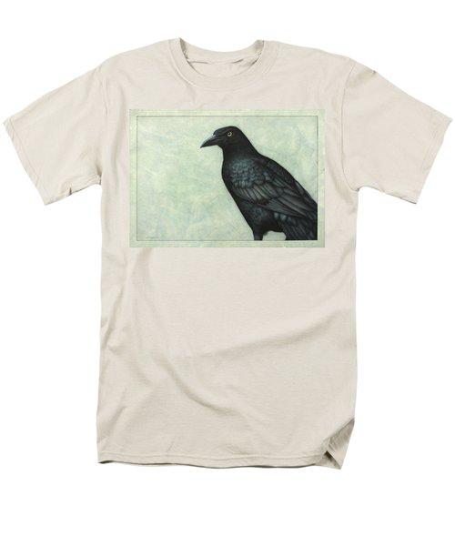 Grackle Men's T-Shirt  (Regular Fit) by James W Johnson