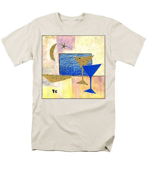 Happy Hour Men's T-Shirt  (Regular Fit)