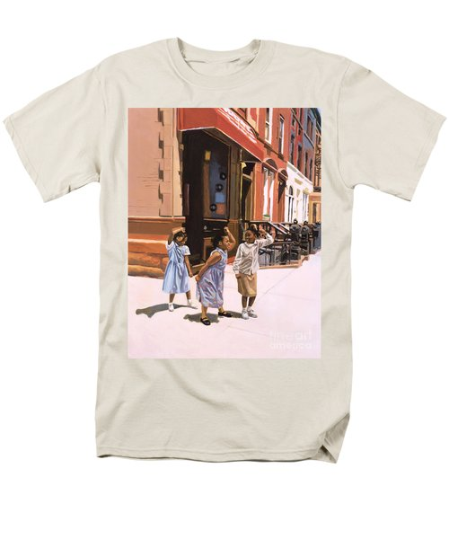 Harlem Jig Men's T-Shirt  (Regular Fit) by Colin Bootman