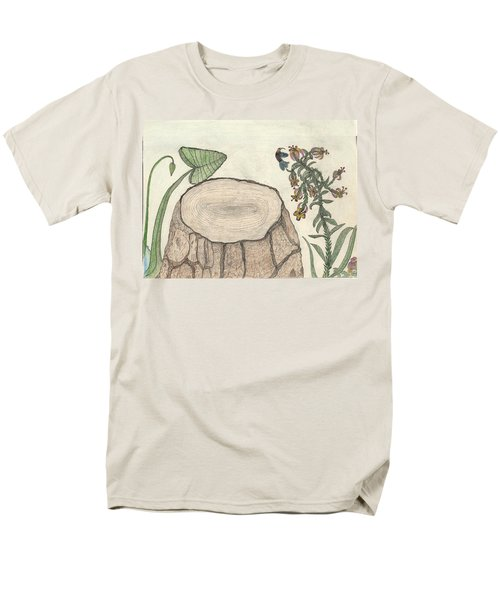 Men's T-Shirt  (Regular Fit) featuring the painting Harvested Beauty by Kim Pate